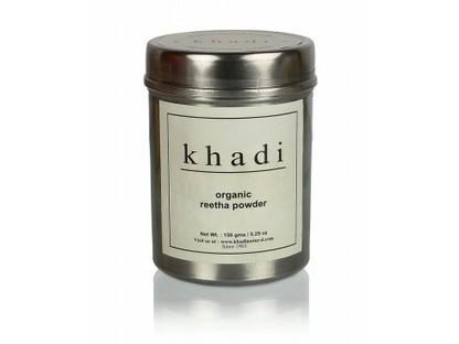 Buy Khadi Organic Reetha Powder Online | Khadi Products | Scoop.it