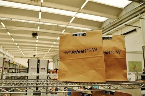 Con Amazon Prime Now arrivano le consegne in un'ora | InTime - Social Media Magazine | Scoop.it