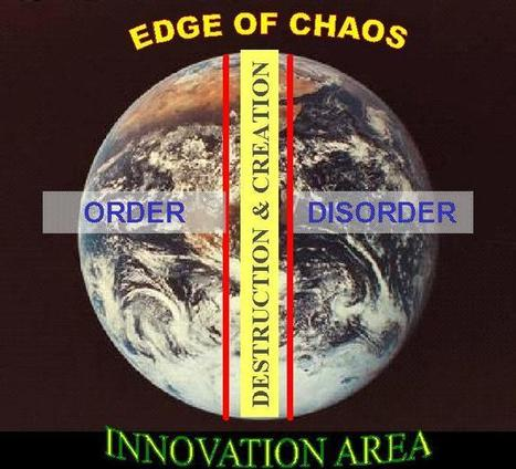 Creativity and edge of chaos | market research topics | Scoop.it