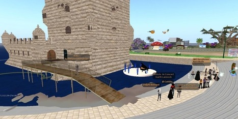 VIRTUAL LISBON - Live Your City in 3D | 3D Virtual-Real Worlds: Ed Tech | Scoop.it