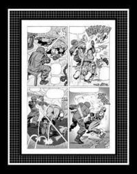 "Jack Kirby Tales of Suspense #63 Rare Production Art Pg 7 Monotone  | eBay | Jack ""King"" Kirby 