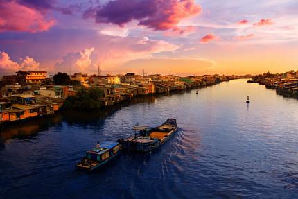 Cruising Down The Mekong River - | Explore River Cruises | Scoop.it