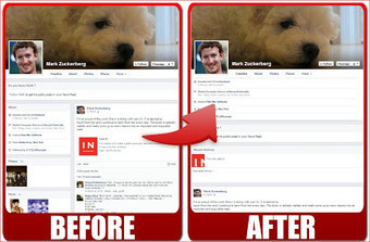 Want your good old Facebook wall? OldTimeline.com to the rescue! | Business in a Social Media World | Scoop.it