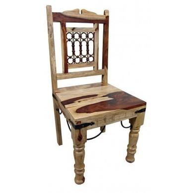 Hardwood And Iron Rustic Dining Chair | Hardwood And Iron Rustic Dining Chair | Scoop.it