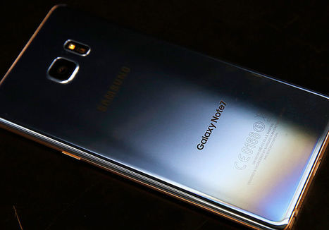 New Fire Reports Suspend Samsung Galaxy Note 7 | Quality and Business Process Improvement | Scoop.it