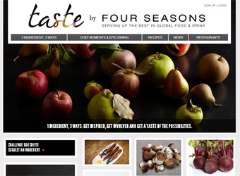 Four Seasons strengthens brand content strategy with magazine redesign - Luxury Daily - Print | Content Strategy in the Digital Age | Scoop.it