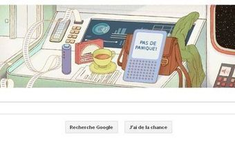 Google met à l'honneur Douglas Adams, auteur du Guide du ... - L'Express | Aventure littéraire | Scoop.it
