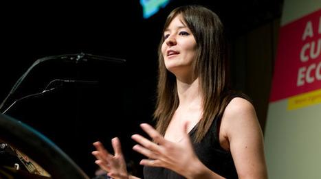 Elizabeth Stark, cofounder of Open Video Alliance   Share Conference   Scoop.it
