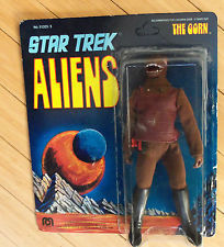 Vintage Mego Star Trek The Gorn. 1976. Mint On Unpunched Card | New & Vintage Collectibles | Scoop.it