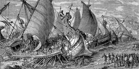 La Guerra del Peloponeso | Atenas vs Esparta - SobreHistoria.com | Griego clásico | Scoop.it