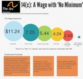 Minimum Wage Debate: Disproportionately Impacts Individuals with Developmental Disabilities | PRLog | Gov & Law~Benton Blank | Scoop.it