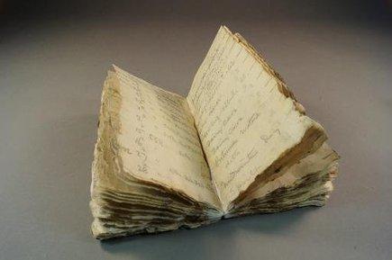 Le carnet d'un explorateur retrouvé après un siècle dans l'Antarctique | Nord Espaces - Borealis voyages - Terres boréales | Scoop.it