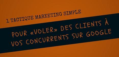 Comment trouver des clients sur Google : 1 tactique marketing simple | Devenir Auto-entrepreneur | Scoop.it