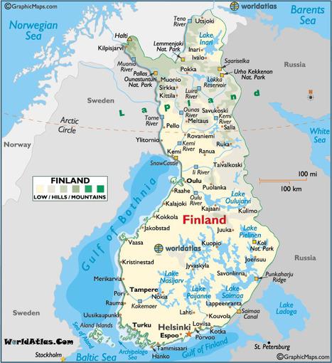 Finland 2013 | FINLAND2013 | Scoop.it