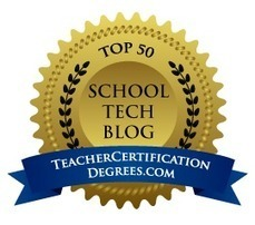Top 50 Education Technology Blogs   Learning With Social Media Tools & Mobile   Scoop.it