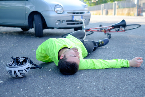 Rear-End Bicycle Collisions Can be Serious | Legal News & Blogs | Scoop.it