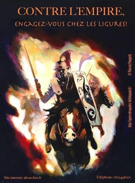 La guerre des Gaules: La Guerre des Gaules en carte postale par les Ligures ! | La Guerre des Gaules en BD | Scoop.it