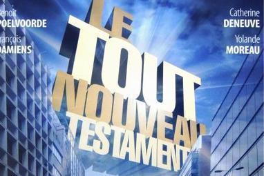 Festival de Cannes: excellent accueil pour le dernier Van Dormael, Le tout nouveau Testament | Cinéma belge | Scoop.it
