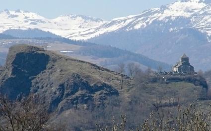 Le Carladez à la croisée de trois chemins de Grande Randonnée | Carladez - Aveyron | Scoop.it