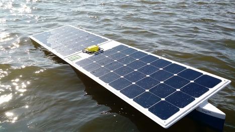 Paneles solares, GPS y Arduino son los ingredientes para que este bote pueda cruzar el mar | tecnologiaeso | Scoop.it