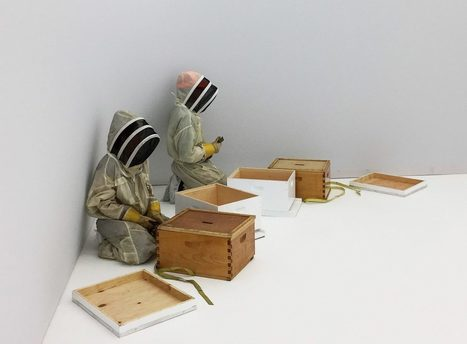 Synthetic Apiary – Biologically augmented digital fabrication | DigitAG& journal | Scoop.it