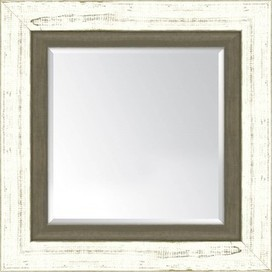 French White and Farmhouse Brown - Reseller Mirrors Wall Décor Frames by Iconic Pineapple | Iconic Pineapple - Reseller of Mirrors, Traditional Prints, Giclee Art Prints, Big Fish, New Century Picture, Picture It | Scoop.it