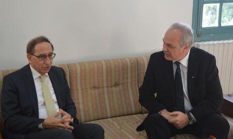Visite du ministre jordanien de l'enseignement supérieur à l'IPT | Institut Pasteur de Tunis-معهد باستور تونس | Scoop.it