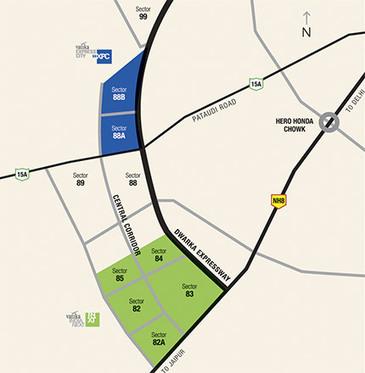 Vatika Express City Plots in Dwarka Gurgaon Expressway   Residential Apartments in Dwarka   Scoop.it