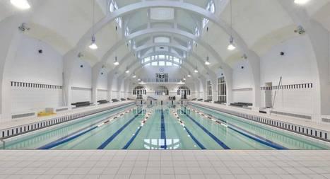 Une piscine parisienne bientôt chauffée par un data center   bib & actualités numériques   Scoop.it