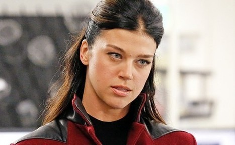 First Look At Adrianne Palicki's Mockingbird For 'Marvel's Agents of S.H.I.E.L.D.' | Comics | Scoop.it