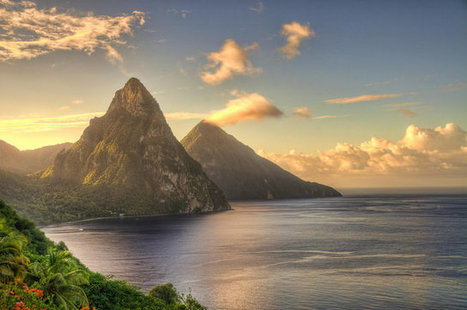 Top 5 Reasons to Visit the Exotic Island of St. Lucia | Caribbean Travel Blog | Caribbean Island Travel | Scoop.it