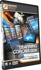 Learning Corona SDK Tutorial Video - Mobile App Development Training DVD | asfaf | Scoop.it