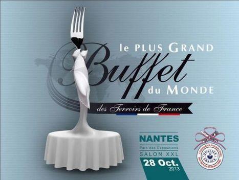 Restauration   Les Cuisineries préparent le Plus grand buffet du ... - Zepros   food events   Scoop.it