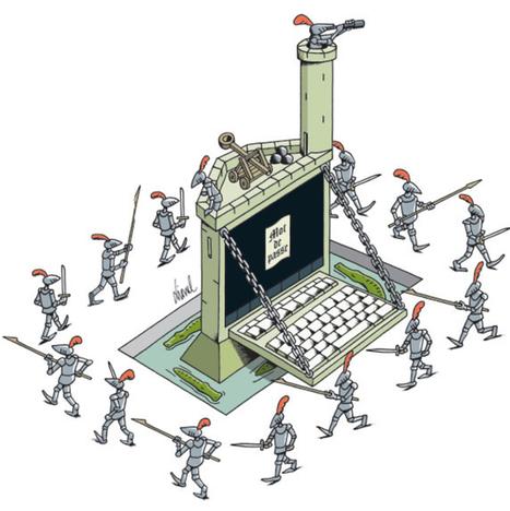 Prévention : Petit guide pour protéger sa vie privée sur Internet | Méli-mélo de Melodie68 | Scoop.it
