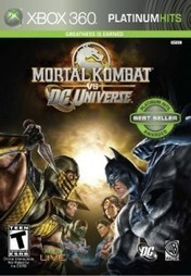 Mortal Kombat vs. DC Universe - Midway Entertainment - FIND THE GAMES | Games on the Net | Scoop.it