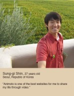 Featured Customer – Sung-gi's Travel Adventures | The Animoto Blog | iPhoneography and storytelling | Scoop.it