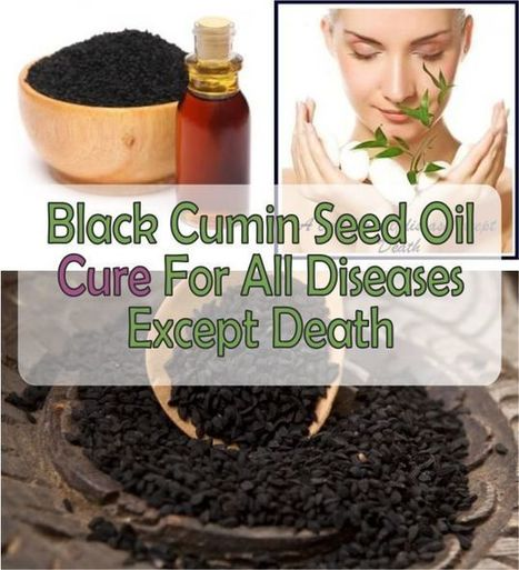Black Cumin Seed Oil – Health and Beauty Makeup   Live Healthy   Scoop.it