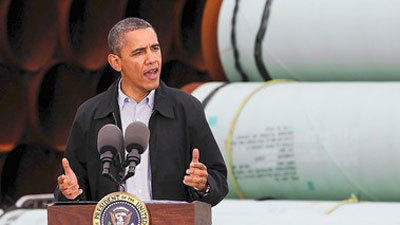 On environment, Obama likely to keep walking middle line | Sustain Our Earth | Scoop.it