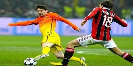 Prediksi Skor AC Milan vs Barcelona 23 Oktober 2013 | Steven Chow | Scoop.it