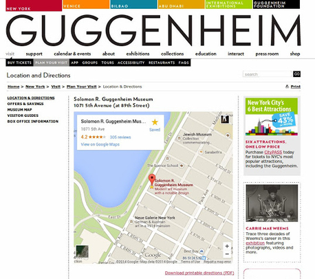 Google Maps Embed : la personnalisation de cartes facilitée | Geeks | Scoop.it