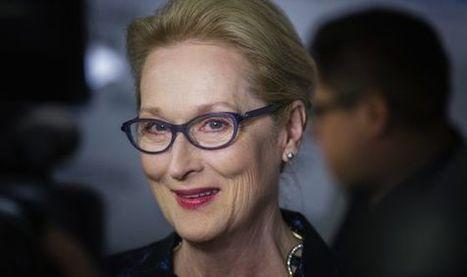 Meryl Streep apuesta por las guionistas de más de 40 años | Comunicando en igualdad | Scoop.it