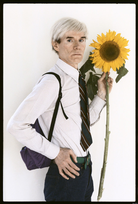 Lost Warhol Photos To Be Displayed In NYC   Pop Art - Movimento Artístico   Scoop.it