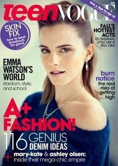 "Emma Watson: I Never ""Realized"" I Was Famous Until I Went To College in U.S. - GossipCop 