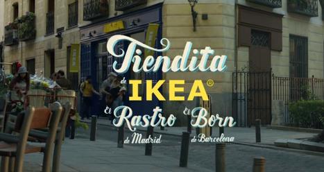 Ikea venderá productos exclusivos en tiendas efímeras situadas en el centro de las grandes ciudades | Publicidad | Scoop.it