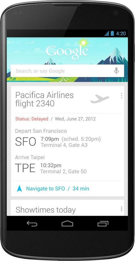 Comparaison en cours LG Nexus 4 vs. Apple iPhone 5S 64GB - 15 Raisons pour LG Nexus 4 | GADGETS HITECH | Scoop.it
