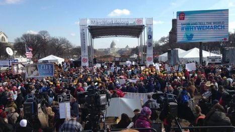 'Human Life Will Win Over Megabiz Abortionists - 'Pro-life demonstrators crowd National Mall in annual March for Life'   News You Can Use - NO PINKSLIME   Scoop.it