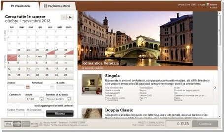 Sistema di Prenotazione online – V2 - NOZIO business | Hotel Revenue Social Media distribuzione on line - Piergentili | Scoop.it