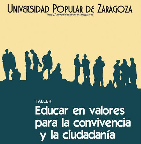 + Educación por favor: EDUCAR EN VALORES PARA LA CONVIVENCIA Y LA CIUDADANÍA | Educacion y Familia | Scoop.it