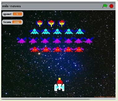 Scratch: How to program your own Galaxy game? | TECNOLOGÍA_aal66 | Scoop.it