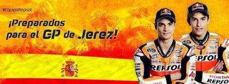 La primera tarde en Jerez ha sido genial. Ruedas de prensa, entrevistas y ambien... | MotoGP  Information Media  Pages | Scoop.it